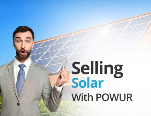 Selling Solar with Powur